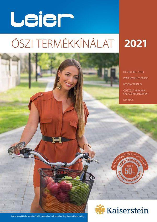Leier őszi akció 2021