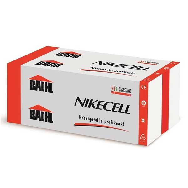 Bachl Nikecell EPS 80 homlokzati hőszigetelő lemez, gyári akció!
