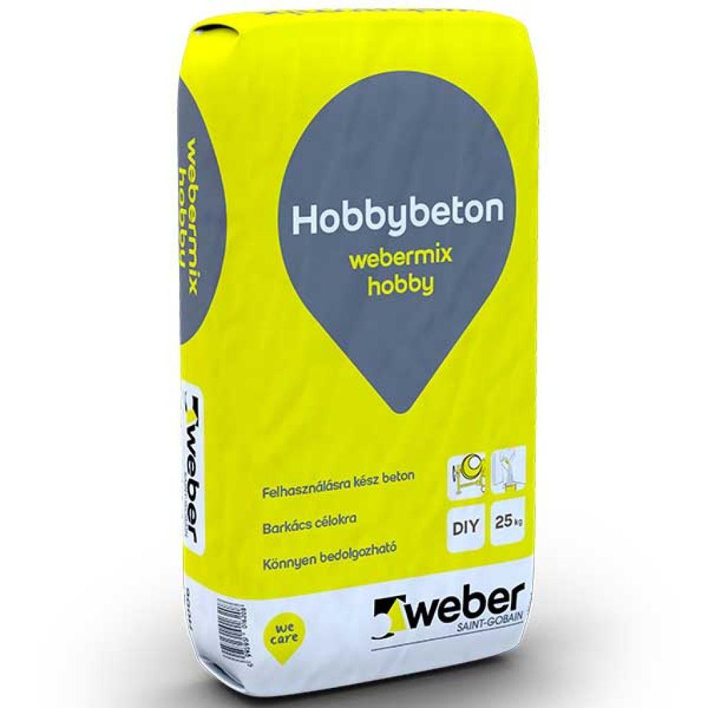 Weber Webermix Hobby hobbybeton 25kg